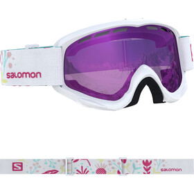 Salomon Juke Goggles Kids white